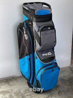 2019 Ping Pioneer Cart Golf Bag, 15-way