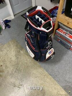 2019 Sun Mountain C-130 USA Cart Golf Bag
