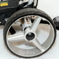 2020 BLACK Bat Caddy X4R Remote Control Electric Golf Bag Cart/Trolley + BONUS