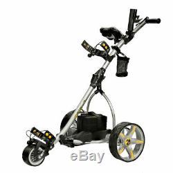 2020 Bat Caddy X3R Remote Control Electric Golf Bag Cart/Trolley + Accessories