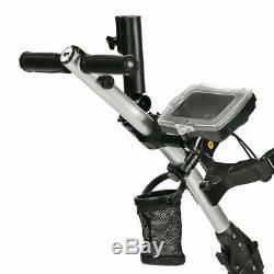 2020 Bat Caddy X3R Remote Control Electric Motorized Golf Bag Cart Trolley BONUS