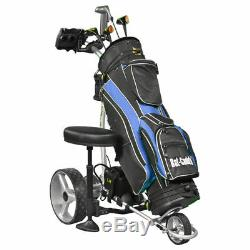 2020 Bat Caddy X4R Remote Control Electric Golf Bag Cart/Trolley + Accessories