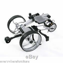 2020 Bat Caddy X8R LITHIUM Battery Remote Control Electric Golf Bag Cart/Trolley