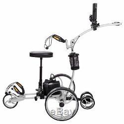 2020 Bat Caddy X8R Remote Control Black Electric Golf Bag Cart/Trolley + MORE
