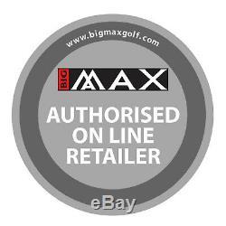 2020 Big Max Dri Lite Hybrid Stand Cart Golf Bag Water Resistant 14-Way Divider