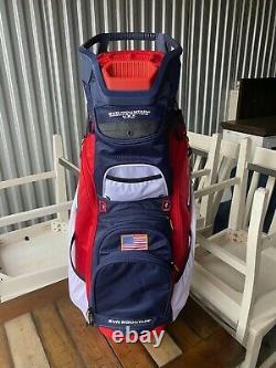 2020 Sun Mountain C-130 USA Cart Golf Bag
