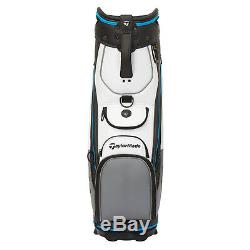 2020 TaylorMade Mens Tour Cart Bag 8.5 SIM Golf Colours Trolley Mid Staff