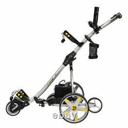 2021 Bat Caddy BLACK X3R Remote Control Electric Golf Bag Cart/Trolley + EXTRAS