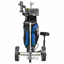 2021 Bat Caddy X4R Remote Control Electric Golf Bag Cart/Trolley + Accessories