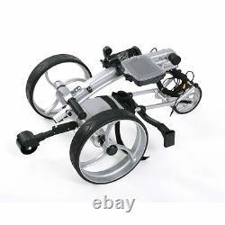 2021 Bat Caddy X8R Remote Control Black Electric Golf Bag Cart/Trolley + MORE
