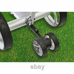 2021 Bat Caddy X8R Remote Control Electric Golf Bag Cart/Trolley + Accessories