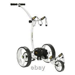2021 Bat Caddy X8R Remote Control White Electric Golf Bag Cart/Trolley + MORE