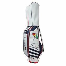 Arnold Palmer Golf Men's Cart Caddy Bag 9.5 x 47 inch 4.7kg White APCB-07
