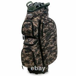 Bag Boy CB-15 Cart Bag Camo
