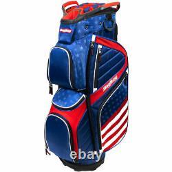 Bag Boy Limited Edition Stars N Stripes Cart Bag