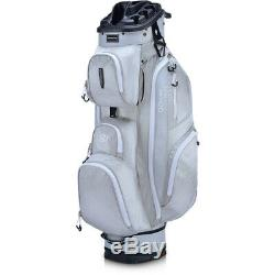 Bennington QO-14 Lite Quiet Organizer Cart Bag, Brand New DOLPHIN GREY