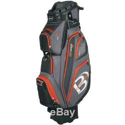 Bennington QO-14 Quiet Organizer Cart Bag, Brand New Gray