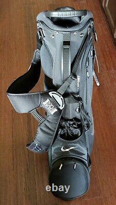 Brand New Black 2020 Nike Air Sport Golf Cart/Carry Bag