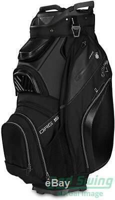 Brand New Callaway 2019 Org 15 Black Golf Cart Bag