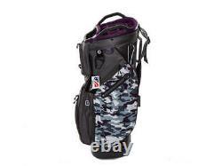 Brand New Sun Mountain Starlet Concord/Camo/Storm Cart Bag