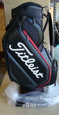 Brand New Titleist 2020 Midsize Tour Staff Cart Golf Bag