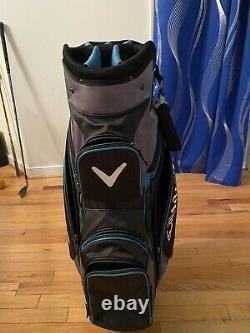 Callaway 14 golf cart bag