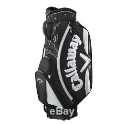Callaway Golf Men's Cart Type Caddy Bag Sport 9 x 47 inch 3kg Black 5119247