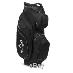 Callaway Golf Org 14 Cart Bag Black-White New 2020
