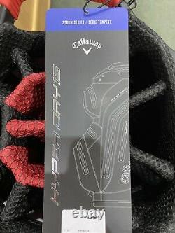 Callaway Hyper Dry 15 Waterproof Cart Bag NEW Sand/Black