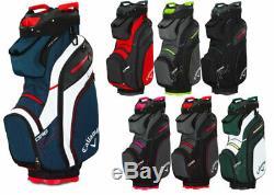 Callaway Org 14 Cart Bag 2019 Golf Bag Full Length Individual Dividers New