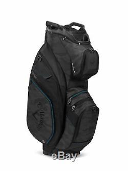 Callaway Org 14 Cart Golf Bag 2020 Black Camo