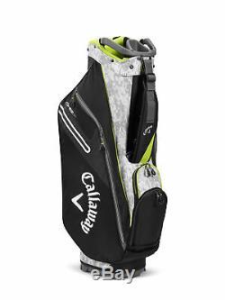 Callaway Org 7 Cart Golf Bag 2020 Digi Camo