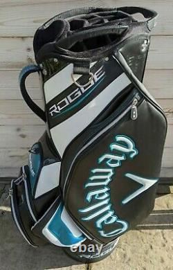 Callaway Rogue Tour Cart Golf Bag