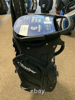 Cleveland Golf 2021 Friday Cart Bag 14-way Top