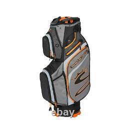 Cobra 90940305 Golf 2020 Ultralight Cart Bag Quiet Shade-Vibrant Org