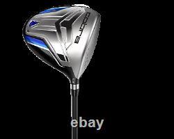 Cobra Fly-XL Complete Men's Golf Package Set with Cart Bag 2021 Model