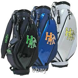 Honma D1 Dancing Logo 9 Golf Tour Cart Bag / Rare Ltd Edition / New 2021 Model