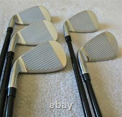 Ladies Golf Set Driver Wood 2 Hybrid Clubs Irons Putter Deluxe Cart Bag Graphite