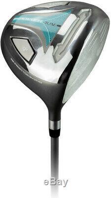 Lynx Powertune Boxed Ladies Graphite Golf Set & Cart Bag Right Hand Brand New
