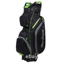 MacGregor Golf Cooler 14-Divider Top Cart Bag with Removable Insulated Cooler