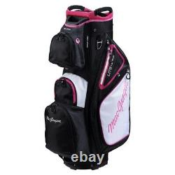 MacGregor Golf VIP Deluxe 14-Way Ladies Cart Bag, 9.5 Top