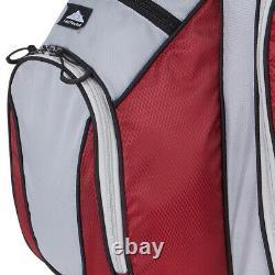 Macgregor Response ZT Lite 14-WAY Trolley/Cart Golf Bag Burgundy NEW! 2020