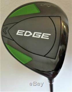 Mens Callaway Complete Golf Set Driver, Wood, Hybrid Irons Putter Cart Bag Stiff