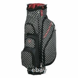 Miss Bennington Lite Cart Bag, Brand New Polka Dot