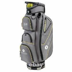Motocaddy Club Series 14-WAY Golf Trolley/Cart Bag Lime NEW! 2021