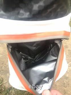 Motocaddy Dry Series Waterproof Golf Cart Bag, Rainhood & Strap, Good condition