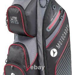 Motocaddy Lite Series 14-WAY Golf Trolley/Cart Bag Red NEW! 2020