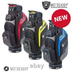 Motocaddy Pro Series 14-WAY Trolley/Cart Golf Bag ALL COLOURS NEW! 2020