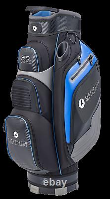 Motocaddy Pro Series Deluxe Golf Cart Bag 14 Way Divider Trolley Bag