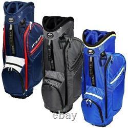 NEW Hot-Z Golf 2.5 Cart Bag 14-Way Top Pick the Color